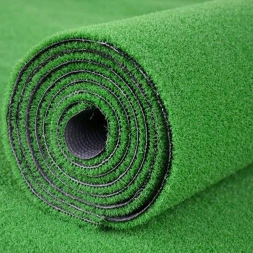 Green Gardening ISO9001 50mm Artificial Grass For Landscaping
